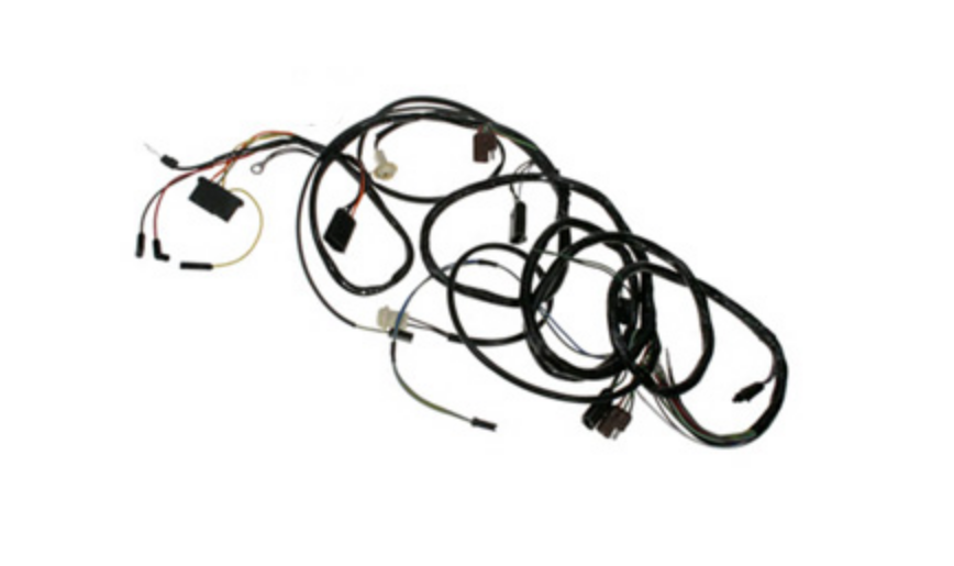 1969 Mustang Headlight Wiring Harness (without Tach)