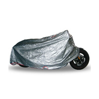 Autotecnica Stormguard Outdoor Motorcycle Cover Extra Large Harley & 1300cc with Saddle Bags