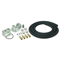 Oil Filter Relocation Kit - 13/16-16 Suit Chev and Holden