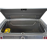1964 - 1966 Ford Mustang Coupe & Convertible Trunk Kit Sport II Palomino Vinyl with Black Carpet