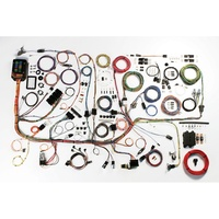 1967 - 1968 Mustang American Autowire Classic Update Series Wiring Harness Kit
