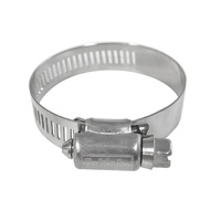 "2"" Stainless Steel FoMoCo Hose Clamp"