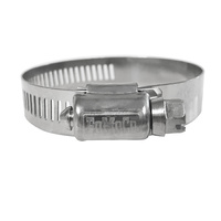 "2 1/8"" FoMoCo Stainless Steel Hose Clamp"