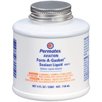 PERMATEX AVIATION FORM-A-GASKET 3 SEALANT