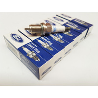 Genuine Ford Platinum Spark Plugs Set 6