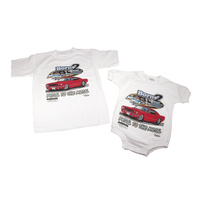 """Born 2 Cruz"" T-Shirt (Toddler)"