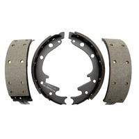 1964 - 1970 Mustang Front Brake Shoes (170,200) (Rear Convertible Only)