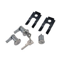1964 - 1966 Mustang Door & Ignition Lock Set