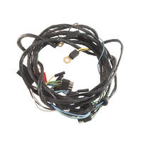 1965 Mustang Headlight Wiring Harness (1965 with Alternator & Warning Lamps)