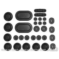 1964 - 1966 Mustang Rubber Grommet Kit (32 pc)