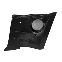 1964 - 1968 Mustang Coupe Interior Quarter Panels with Speaker Pods