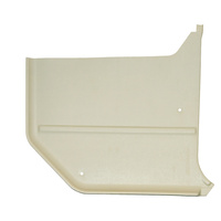 1964 - 1966 Mustang Convertible Kick Panels (White)