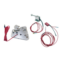 1967 - 1970 Mustang Electric Trunk Release Kit