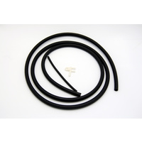 1967 - 1968 Mustang Windshield Washer Hose & Tee Kit