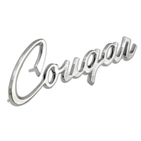 1969 - 1970 Cougar Fender Extension Emblem