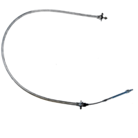 1969 - 1970 Mustang Economy Front Park Brake Cable