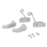 1969 - 1970 Mustang Fastback Quarter Window Handle Kit