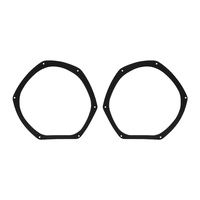 1969 - 1970 Mustang Air vent Inlet Gaskets