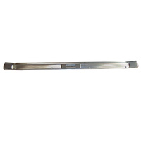 1969 - 1970 Mustang Door Sill Scuff Plate (All Models)