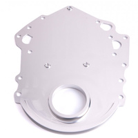 1970 - 1973 Mustang Billet Alloy Timing Chain Cover 302c 351c 351m 400