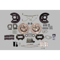 1964 - 1966 Mustang Front Non Power Disc Brake Conversion Kit V8 Auto COMPLETE