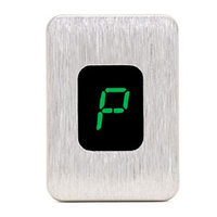 Alpha-Numeric L.E.D. Gear Indicator - Green