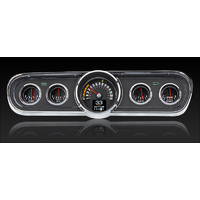 1964 - 1966 Mustang RTX System, OE Style Face, Multi Colour Display
