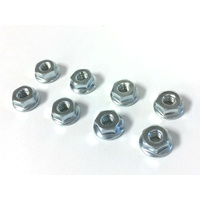 1964 - 1966 Mustang Tail Light Housing Mounting Nut Kit