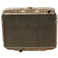 1967 - 1970 Mustang 3-Core Radiator (302, 351, 390, 428, with A/C)