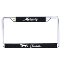 1967-73 Mercury Cougar License Plate Frame