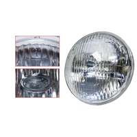 "1969 Mustang 5 3/4"" High Beam Round Halogen Sealed Beam Headlamp"