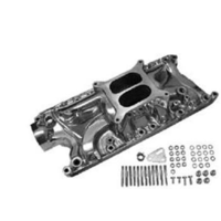High Performance Aluminum Intake Manifold  (Satin)