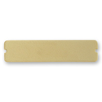 1965 - 1966 Pony & 1967 Deluxe Door Panel Cup Pad (Parchment)