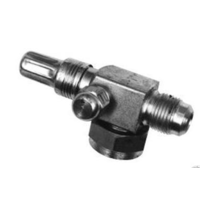 1964 - 1966 Mustang Service Valve (Flare/Rotolock, Discharge)