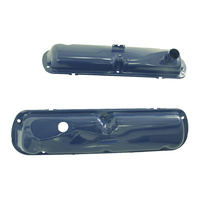 1965 - 1968 Mustang Small Block Valve Covers (Blue)
