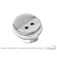 66-77 Lower Coil Retainer, Stainless-Steel
