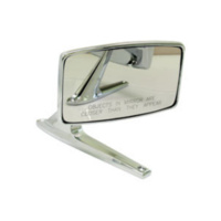 1967 - 1968 Mustang Standard Mirror (with Convex Glass)