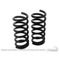1967 - 1970 Mustang Stock Coil Springs for 6 Cylinder