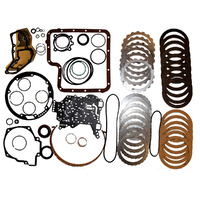 Automatic Transmission Master Rebuild Kit (C6)
