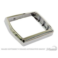 68-70 Deluxe Belt Buckle Bezels (Pair)