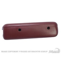 Deluxe Arm Rest Pad (Maroon, RH)