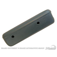 1968 Mustang Deluxe Arm Rest Pad (Blue, LH)