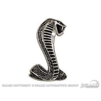 Fastback Coiled Snake Emblem (Roof (convex))