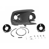 1969 Mustang Headlamp Bucket Assembly (RH)
