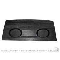 1969-70 Mustang Fastback Package Tray with Speaker Pods