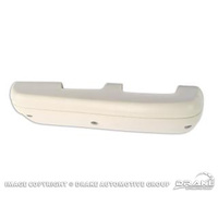 Arm Rest Pad (White, LH)