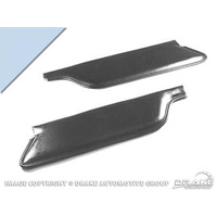 1969 - 1973 Mustang Convertible Sun Visor (Light Blue)