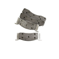 68-73 Semi met disc brake pads