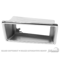 Rear Marker Bezel (Chrome, LH)