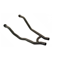 "1970 Mustang Exhaust Pipe (428CJ exhaust H pipe 2.25"" - For use without spacer)"